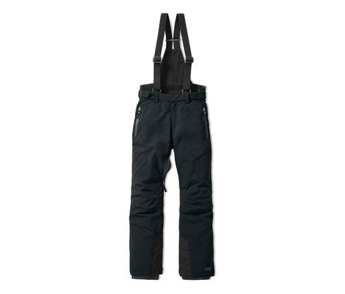 Softshellové lyžiarske nohavice