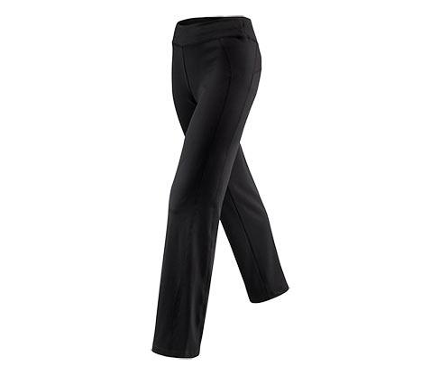 Ciepłochronne spodnie gimnastyczne