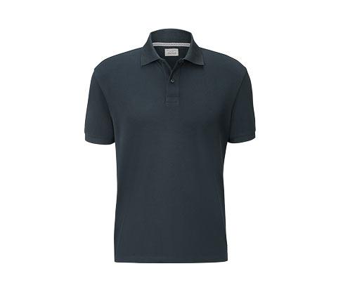 Organik Pamuklu Pike Polo Tişört