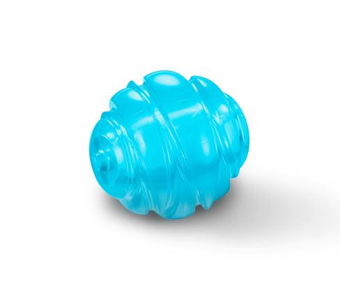 Neon Mavi Köpek Topu