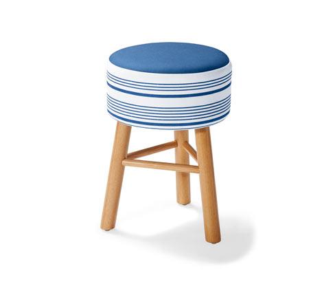 Polstrovaná stolička