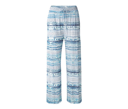 Spodnie z dżerseju