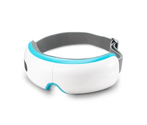 Elektrisches Augenmassagegerät mit Kompression