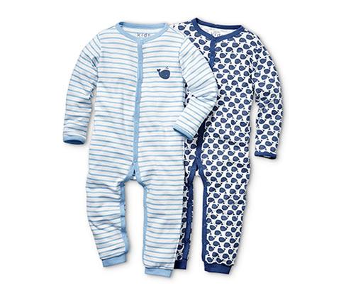 Pyžamka, 2 ks, modrá