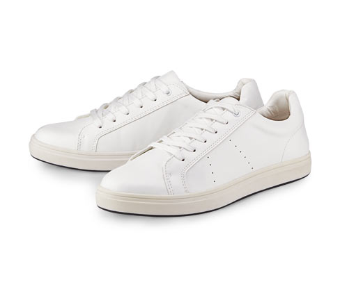 Férfi sneaker cipő, fehér
