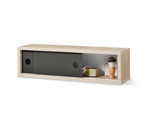 Závěsná skříňka do koupelny