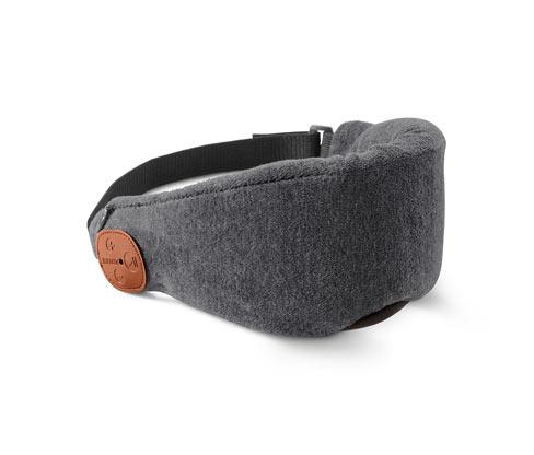 Masque de nuit avec écouteurs Bluetooth®