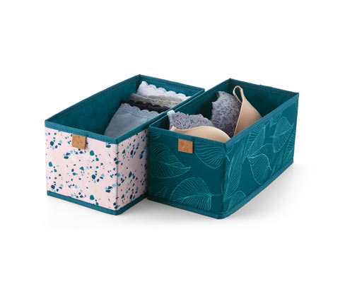 Schubladen-Ordnungsboxen
