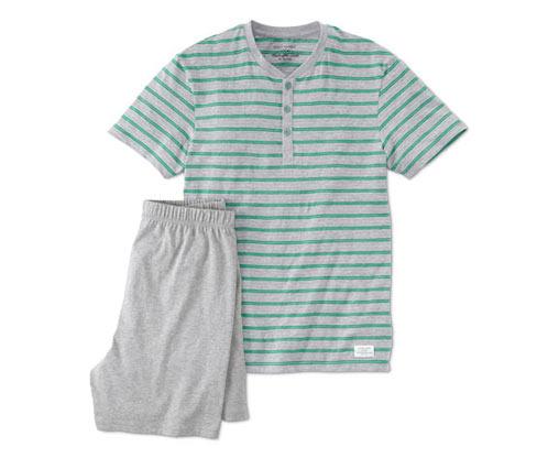 Krátké pyžamo