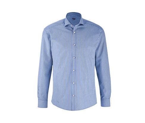 Vollzwirn-Hemd, Modern Fit