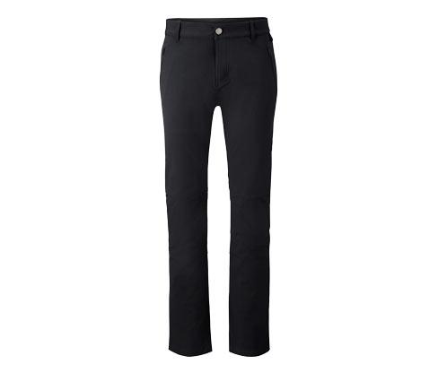 Siyah Softshell Pantolon
