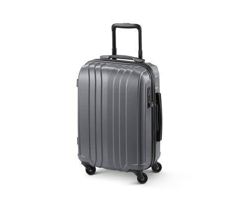 Twarda walizka, mała