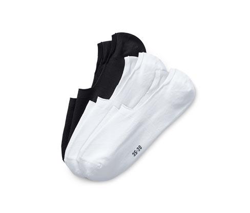 3 par sneakerstrumpor »Invisible«
