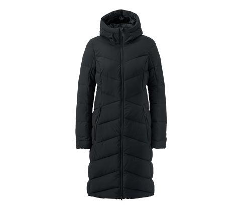 Vatteret frakke