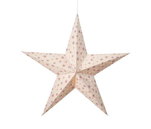 LED Kağıt Yıldız
