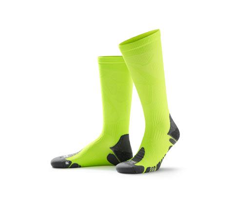 Chaussettes de compression haute performance