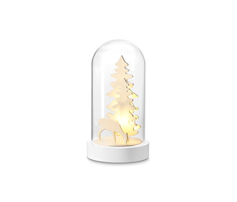 Dekoracyjny klosz LED
