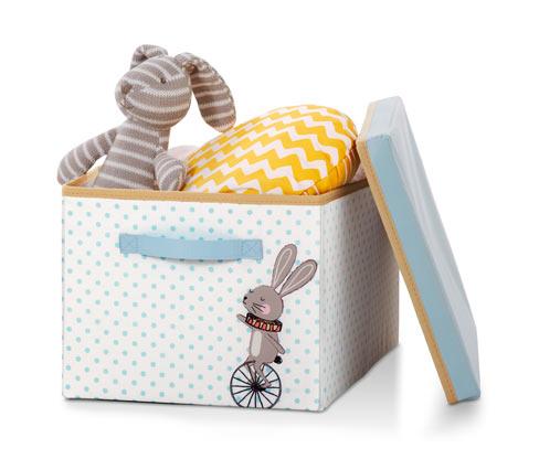 Pudełko z przykrywką »zajączek«