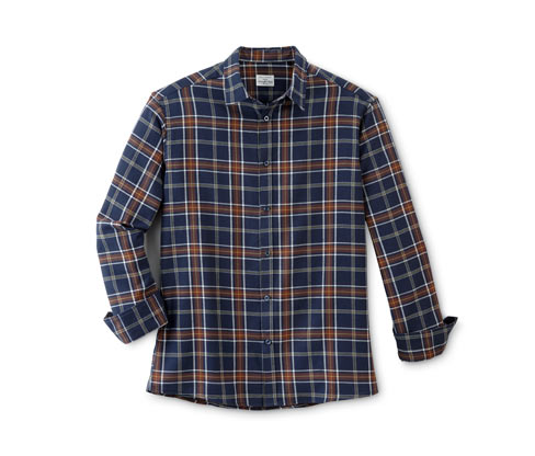 Koszula z bawełny twill