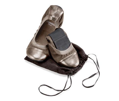 Női összehajtható balerinacipő