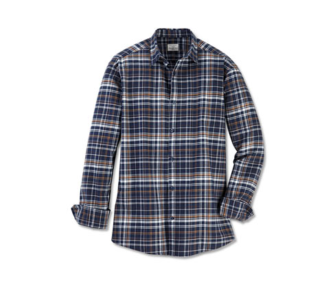 Flanell-Hemd