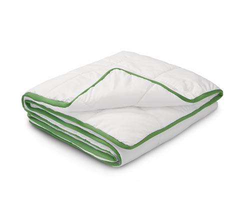 Prošívaná přikrývka irisette greenline® s klimatickým pásem, standardní velikost