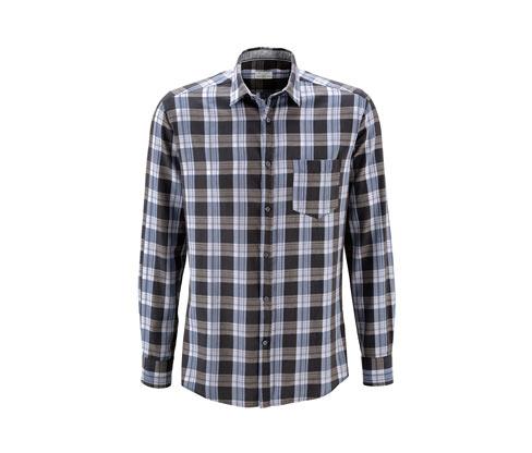 Skjorte med Kent-krave