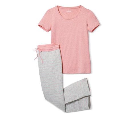 Pyžamo s krátkým rukávem