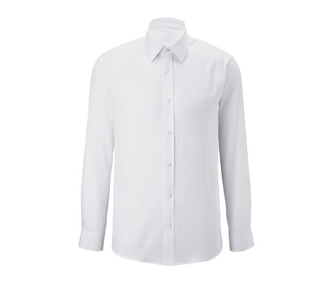 Férfi ing, fehér