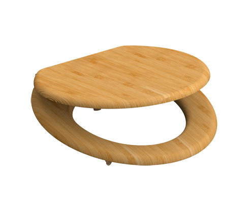 SCHÜTTE-WC-Sitz »Bambus«