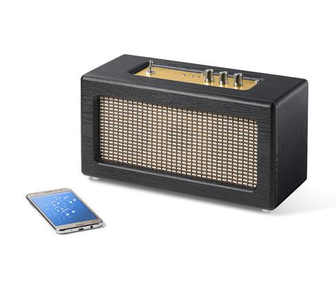Retro Bluetooth® reproduktor