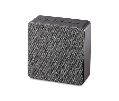 Bluetooth® reproduktor s látkovým poťahom