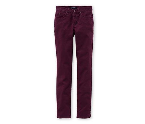 Slim Fit Kot Pantolon