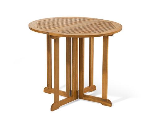 Skládací stůl na terasu
