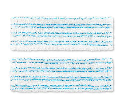 Univerzálne návleky na mop z mikrovlákna, 2 ks