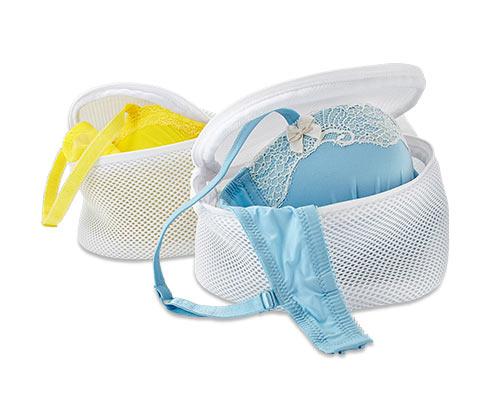 Ochranné košíčky na praní podprsenek, 2 ks