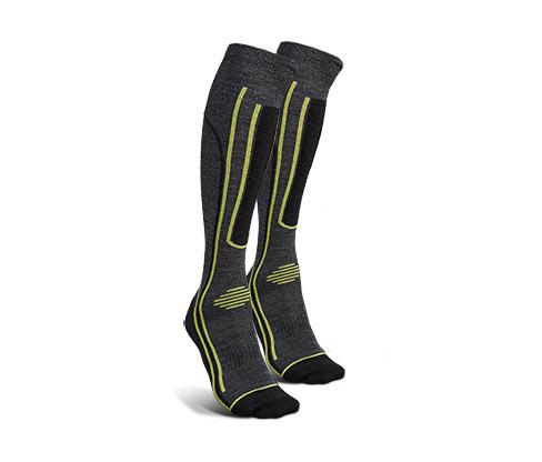 1 Çift Yünlü Termal Spor Çorap