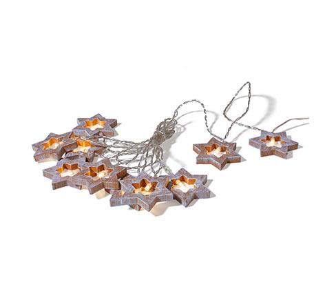 Łańcuch świetlny LED »Gwiazdki«