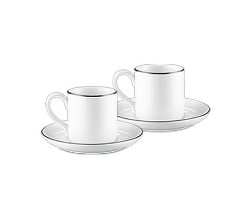 Šálky na espresso Premium, 2 ks