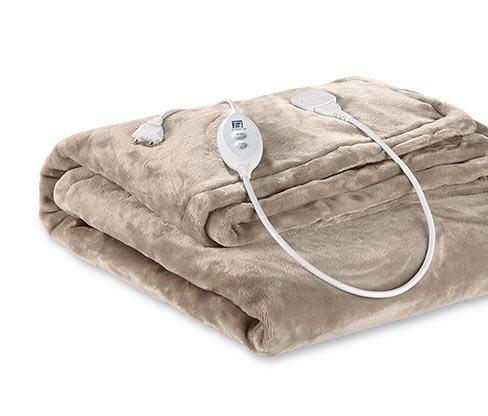 Elektrická vyhřívací deka
