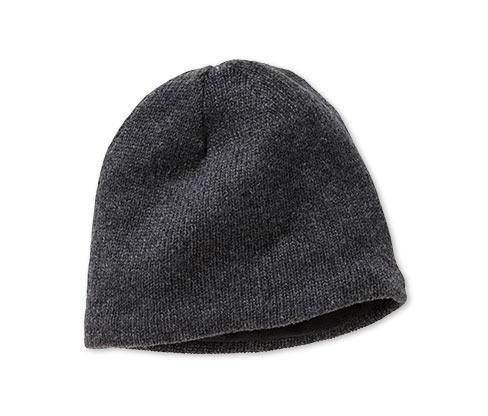 Ciepłochronna czapka z dzianiny