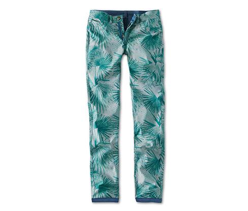 Oboustranné kalhoty