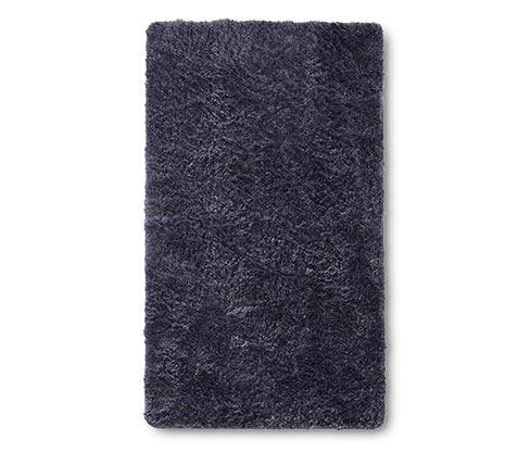 Badematte, grau, groß, ca. 70 x 120 cm