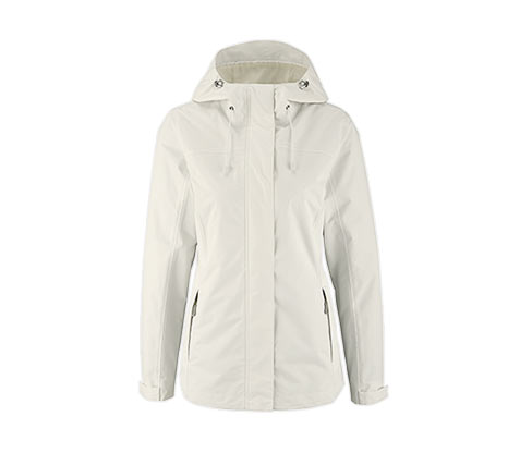 Funktions-Outdoorjacke, offwhite
