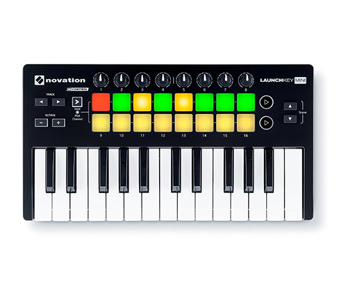 Novation Launchkey Mini Mk2 Midi Klavye