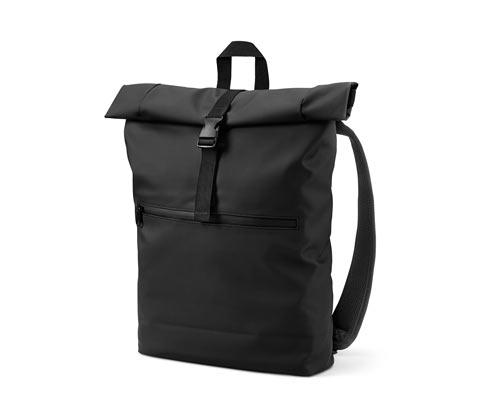 Mestský ruksak s kapucňou