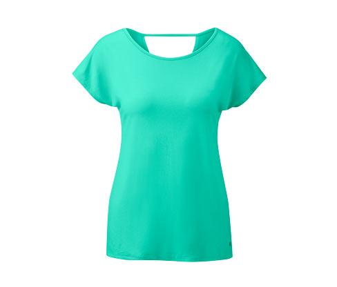 Kırçıllı Yeşil DryActive Plus Spor Tişört