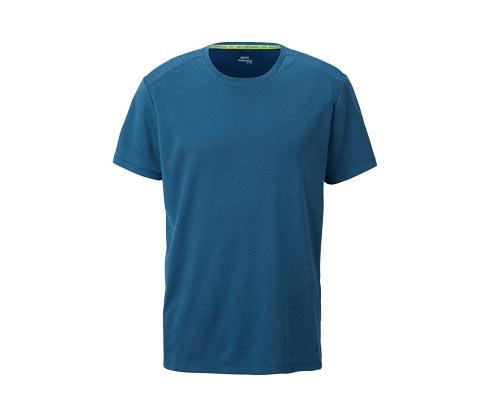 Męska koszulka sportowa z krótkim rękawem