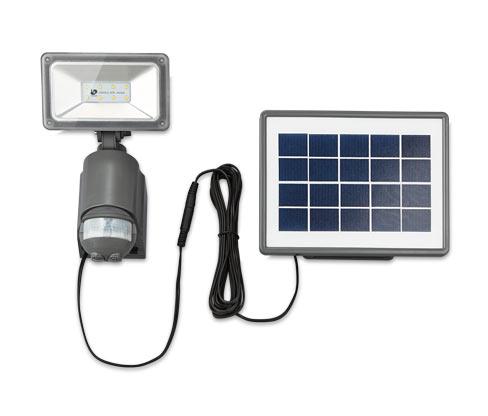 Mozgásérzékelő LED-es fényszóró