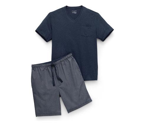Krátke pyžamo